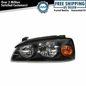 Headlight Headlamp Driver Side Left Lh For 04 06 Hyundai Elantra