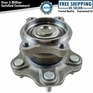 Rear Wheel Hub Bearing For Nissan Altima Maxima Quest 5 Lug W Abs Brakes