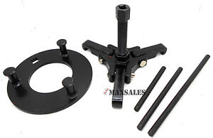 Harmonic Installer Balance Damper Pulley Puller Removing Repairing Gm Chrysler