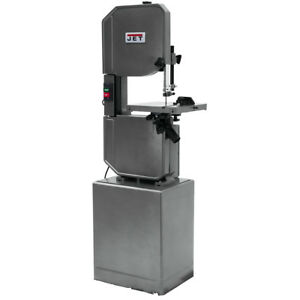 Jet J 8203k 14 Metal wood Vertical Bandsaw 414504c
