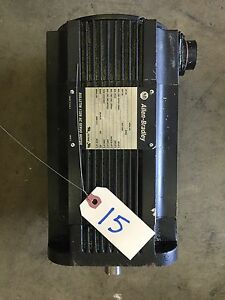 Reliance Electric 1326ab b515e 21 Servo Motor 155323 Inventory Lot 15
