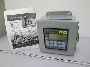 Unitronics V120 12 un2 Vision 120 Plc Hmi Interface 12 Channel Out 12 Channel In