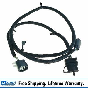 Oem 68064400aa 4 Way Tow Trailer Plug In Wiring Harness For 11 15 Jeep Wrangler