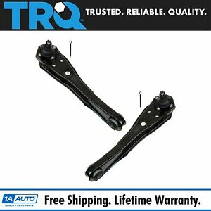Trq Front Lower Control Arm W Ball Joint Pair For Ford Mercury