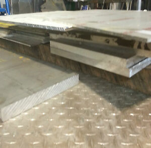 Aluminum Cast Tooling Plate 1 1 2 X 21 X 24 1h4