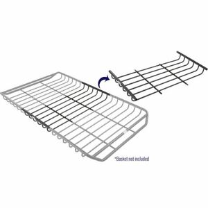 Stingray Low profile 21 Roof Cargo Basket Rack With Length Extension