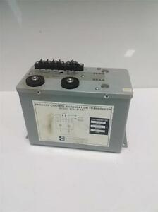 Scientific Columbus Process Control Dc Isolation Transducer 6271 P an pzb