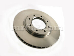 Fiat Dino 2000 Front Wheel Brake Disc Central Lock New