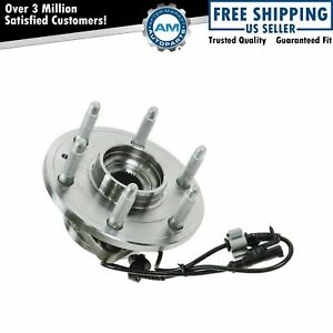 Front Wheel Hub Bearing Assembly Lh Or Rh For Chevy Gmc Cadillac Awd 4x4