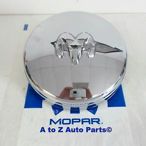 New 2003 2018 Dodge Ram 3500 Dually Front Wheel Cover Center Hub Cap Oem Mopar