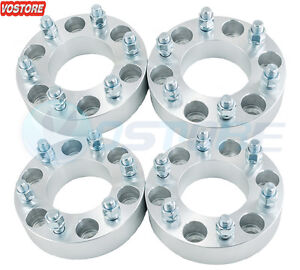 4 1 5 6 Lug Wheel Spacers Adapters 6x135 For Ford F 150 Expedition Lincoln