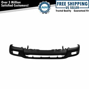 Front Lower Valence Panel Air Deflector Textured Black For 01 04 Toyota Tacoma