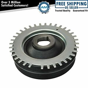 Harmonic Balancer Crankshaft Pulley For Mazda Protege 626