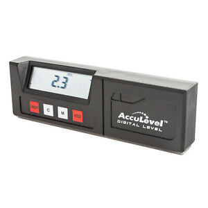 Longacre Acculevel Digital Level Gauge Wheel Camber Caster Alignment