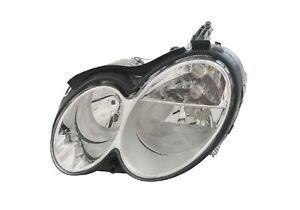 Oem Hella Left Driver Headlight Headlamp Assembly Without Xenon For Mercedes Clk