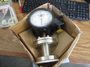 Nks Pressure Guage Model Kan 1090 New Old Stock