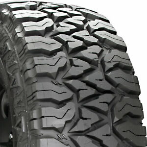 2 New Lt35x12 50 17 Fierce Attitude Mud 1250r R17 Tires Lr D
