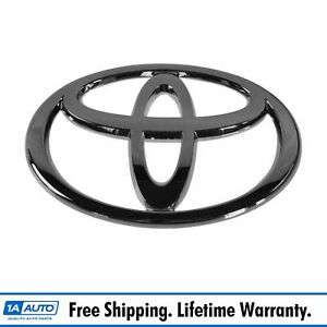 Oem 75311 02110 Circle T Grille Emblem Chrome For 03 08 Toyota Corolla New