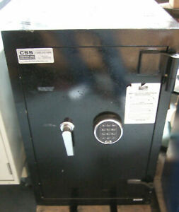 Css Safe With Sargent Greenleaf S g Electronic Digital Lock