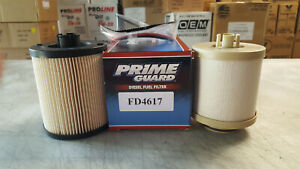 2008 2010 6 4 Liter Powerstroke Fd4617 Fuel Filters 3