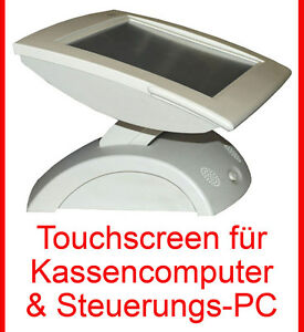 12 Pos Display Cash Monitor Preh 12in Tft With Screen For Continuous Operation