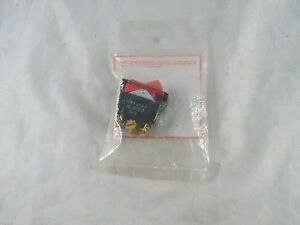 New Carling Double Rocker Switch Part Sw 7 9325 2 X Spdt On Off On