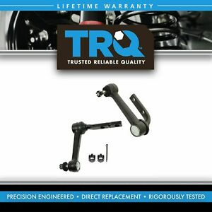 Steering Idler Arm Pair Left Right Set Lh Rh For Chevy Astro Gmc Safari Van