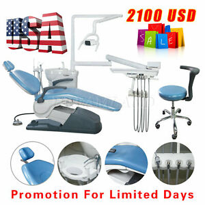 Door To Door Fda Approved Dental Chair Unit Computer Controlled A1 Tuojian