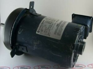 Franklin Electric Ac Motor 4506020400 1075rpm 1ph