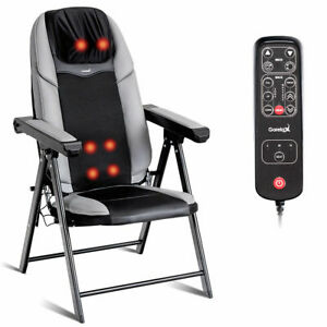 Executive Ergonomic Computer Desk Massage Chair Vibrating Home Office New
