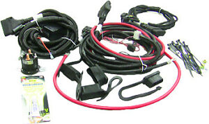 Buyers Snowdogg Truck Side Electric Kit No Control 16160050