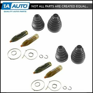 Oem 04427 60140 Front Cv Axle Boot Repair Kit Pair Set For Gx470 4runner Fj New