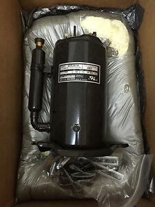 New Rechi Refrigerator Compressor 48r261a With Mounting Hardware