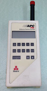 Biotest Apc Plus Airborne Particle Counter 942300
