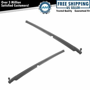Oem Window Sweep Belt Molding Weatherstrip Seal Left Right Pair For 90 05 Miata