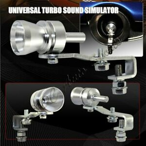 Universal Fake Turbo Sound Exhaust Whistle Blow Off Valve Simulator Whistler M