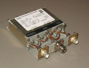 Celwave Uhf Duplexer 840 960 Mhz 4 cavity Tuned To 855 5 931 5