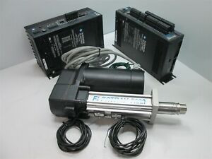 Warner Electric Electrak 2000 Programmable Actuator System