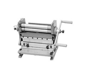 40 Inch 3 in 1 Sheet Metal Machine Shear Brake Roller 20 Gauge