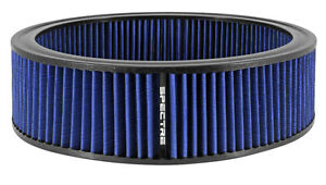 Spectre Air Filter Hpr0138b 14 X 4 Air Filter Blue