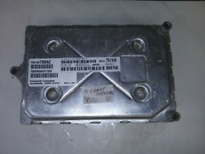 2014 Jeep Grand Cherokee Ecm Ecu Computer P05150790ac