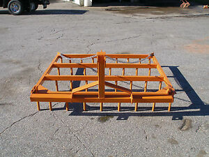 3 Point Hitch Arena Tool