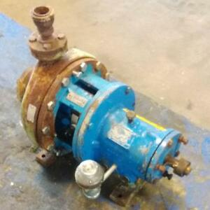 Goulds Pumps Inc 316ss 3x3 13 Centrifugal Pump Model 3796 pzb