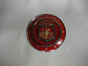 Ford Naa Tractor Hood Emblem New Free Shipping