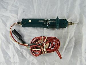 Vintage Adjustable Oscilloscope Instrument Probe