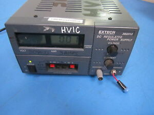 Extech 382213 Dc Regulated Power Supply Needs Repair