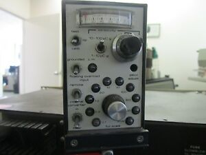 Endevco Model 2735gpqt Charge Amplifier