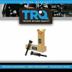 Trq Loaded Shock Spring Assembly Front Pair For Commander Grand Cherokee