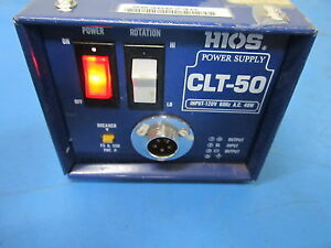 H105 Clt 50 Power Supply Electric Torque Driver
