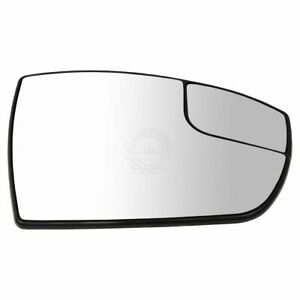 Power Heated Spotter Mirror Glass Mounting Base Passenger Side For C max Escape
